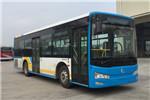 金旅XML6105JHEVG5CN6插电式公交车(天然气/电混动国五20-40座)