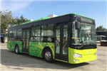 金旅XML6105JEVA0C1公交车(纯电动20-40座)