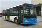 金旅XML6105JHEVL5C插电式公交车(柴油/电混动国五20-40座)