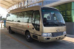 金龙XMQ6806BYBEVL客车(纯电动24-35座)