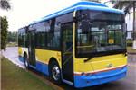 金龙XMQ6850AGBEVL7公交车(纯电动10-30座)