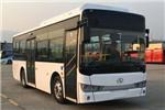 金龙XMQ6850AGBEVL6公交车(纯电动10-30座)