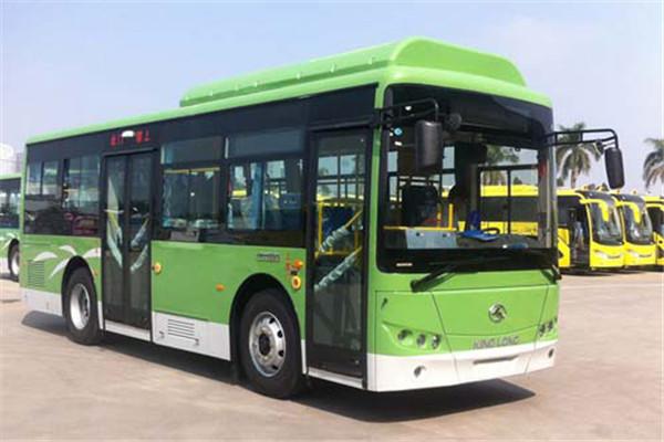 金龙XMQ6802AGBEVL4公交车(纯电动10-27座)