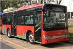 金龙XMQ6850AGCHEVN54插电式公交车(天然气/电混动国五10-30座)