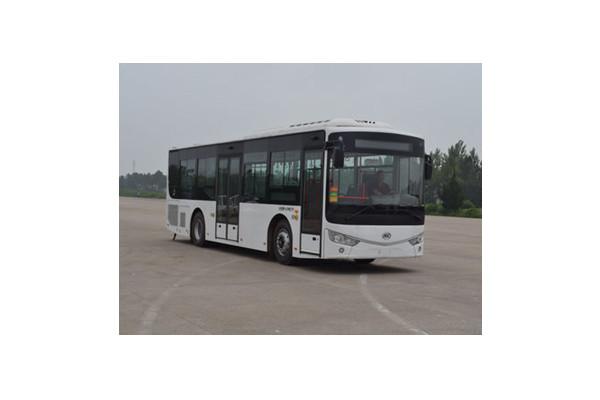安凯HFF6100G03CHEV12插电式公交车(柴油/电混动国五10-36座)