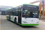 金龙XMQ6106AGPHEVN51插电式公交车(天然气/电混动国五10-40座)