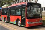 金龙XMQ6802AGCHEVD54插电式公交车(柴油/电混动国五10-27座)