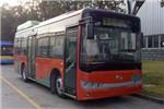 金龙XMQ6850AGCHEVD54插电式公交车(柴油/电混动国五10-30座)