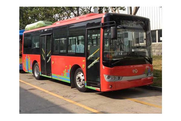 金龙XMQ6802AGCHEVN54插电式公交车(天然气/电混动国五10-27座)