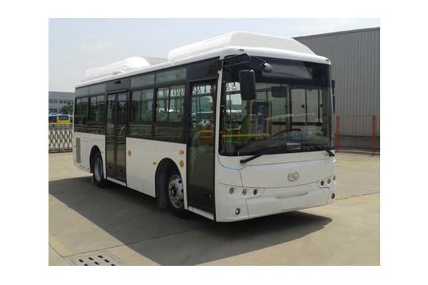 金龙XMQ6850BGBEVM公交车(纯电动10-30座)