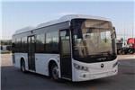 福田欧辉BJ6855CHEVCA-1插电式公交车(天然气/电混动国五10-26座)