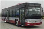 福田欧辉BJ6105PHEVCA-16插电式公交车(柴油/电混动国五10-37座)