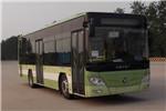 福田欧辉BJ6105CHEVCA-7插电式公交车(天然气/电混动国五10-37座)