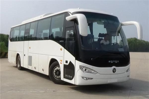 福田欧辉BJ6117EVUA-2客车(纯电动24-51座)