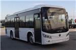 福田欧辉BJ6905CHEVCA-6插电式公交车(天然气/电混动国五10-27座)