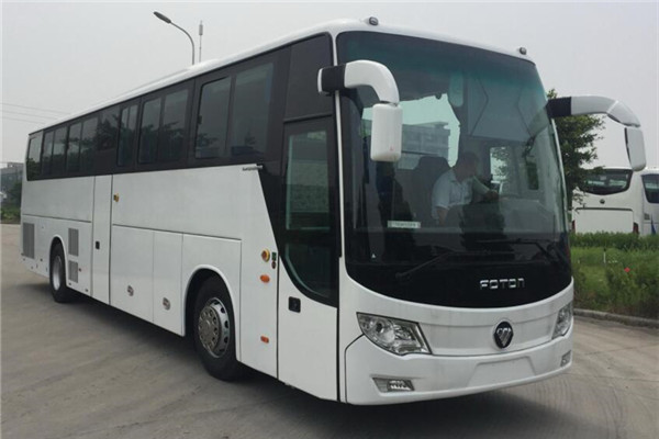 福田欧辉BJ6127PHEVCA-3插电式公交车(柴油/电混动国五24-54座)