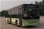福田欧辉BJ6105PHEVCA-11插电式公交车(天然气/电混动国五10-37座)