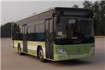 福田欧辉BJ6105PHEVCA-13插电式公交车(天然气/电混动国五10-37座)