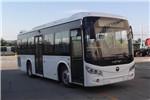 福田欧辉BJ6905CHEVCA-7插电式公交车(柴油/电混动国五10-27座)