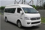 福田图雅诺BJ6549B1PXA-E4轻型客车(汽油国五10-14座)