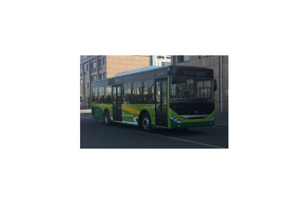 东风超龙EQ6105CTBEV2公交车(纯电动10-40座)