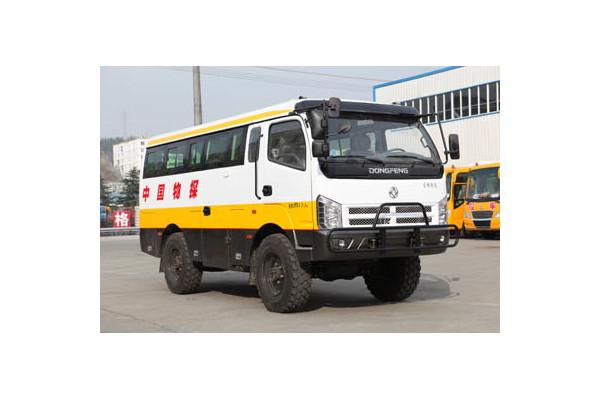 东风超龙EQ6600ZTV客车(柴油国五10-17座)