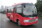 恒通CKZ6605N5公交车(天然气国五11-19座)