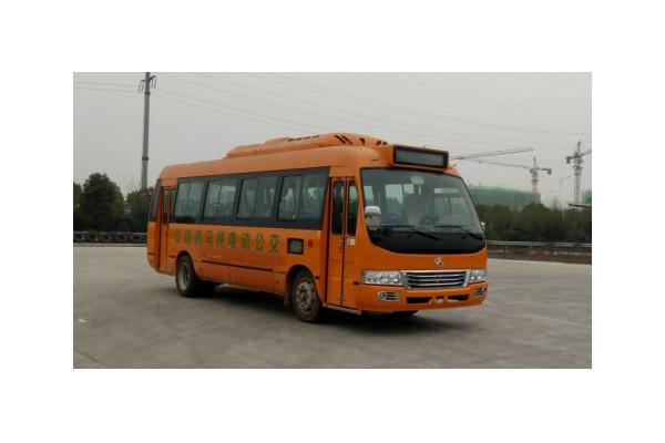 晶马JMV6820GRBEV3公交车(纯电动10-27座)