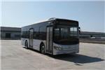 晶马JMV6105GRBEV6公交车(纯电动24-35座)