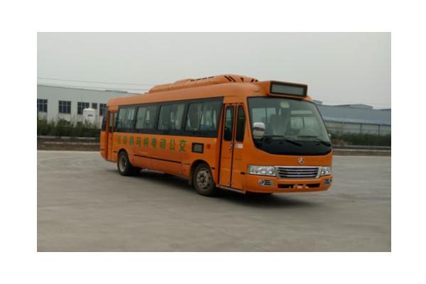 晶马JMV6820GRBEV5公交车(纯电动13-35座)