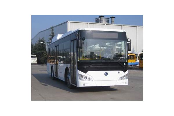 申龙SLK6109UNHEVZ插电式公交车(天然气/电混动国五10-33座)