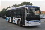 申龙SLK6109UDHEVL插电式公交车(柴油/电混动国五10-39座)