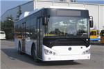 申龙SLK6109UNHEVL插电式公交车(天然气/电混动国五10-33座)