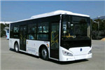 申龙SLK6129UNHEVZ插电式公交车(天然气/电混动国五10-45座)