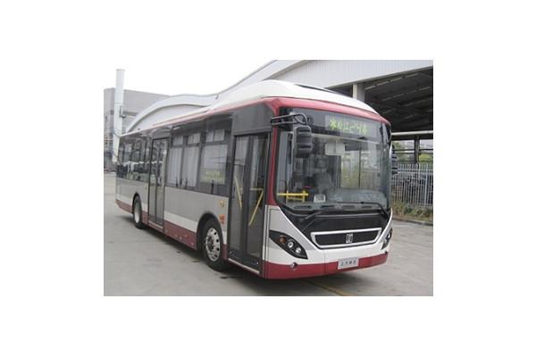 申沃SWB6108BEV03公交车(纯电动24-40座)