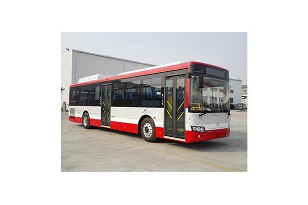 上海万象SXC6110GHEV2插电式公交车(柴油/电混动国五10-46座)