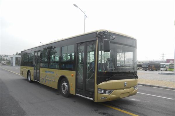 亚星JS6128GHEV12插电式公交车(柴油/电混动国五12-50座)