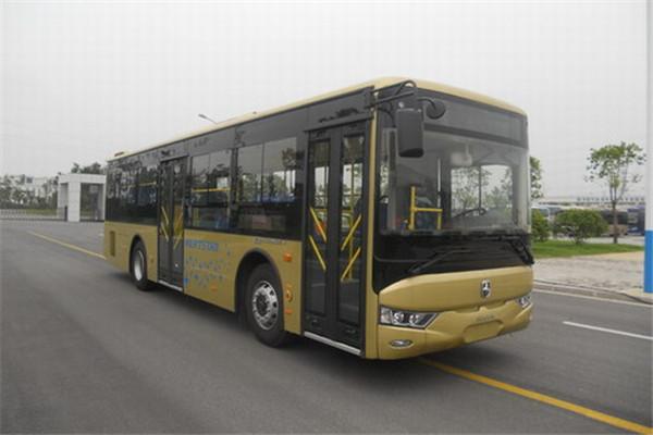 亚星JS6108GHEVC16插电式公交车(天然气/电混动国五12-42座)