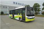 亚星JS6818GHBEV7公交车(纯电动10-31座)