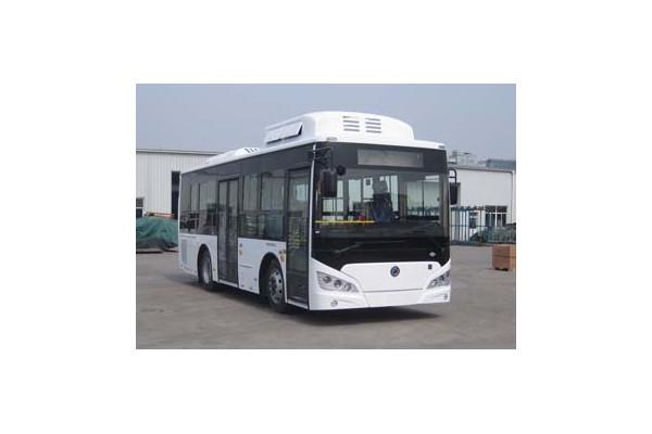 申龙slk6859unhevl插电式公交车(天然气/电混动国五10