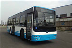 中车时代电动TEG6106EHEV30公交车(柴油/电混动国五24-36座)