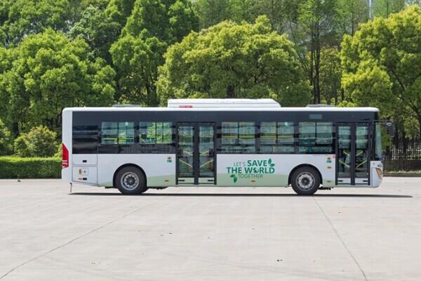 常隆YS6101GBEVA公交车(纯电动10-27座)