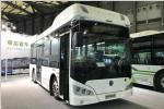 申龙SLK6859UQFCEVH公交车(氢燃料电池10-29座)