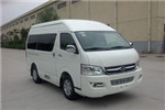 九龙HKL6480BEV客车(纯电动10-12座)