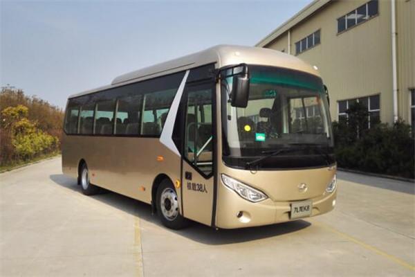 九龙HKL6801BEV客车(纯电动24-38座)