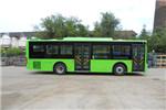九龙HKL6100CHEV公交车(天然气/电混动国五20-42座)