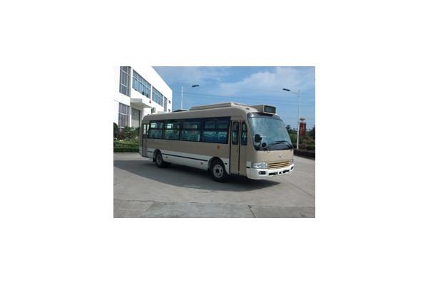 九龙HKL6800BEV公交车(纯电动10-22座)