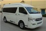 九龙HKL6540BEV客车(纯电动10-15座)