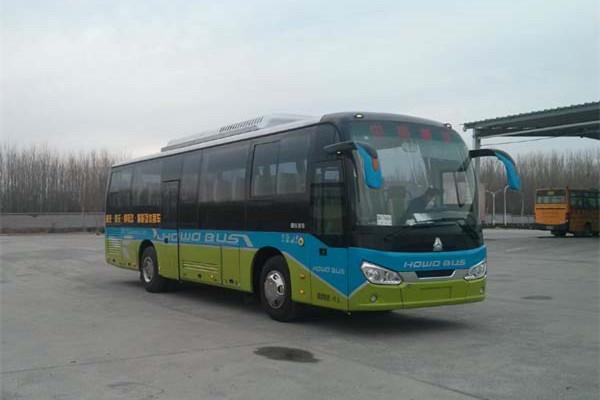 豪沃JK6116HBEV2客车(纯电动24-51座)