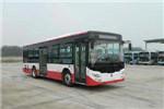 豪沃JK6109GN5公交车(天然气国五24-42座)